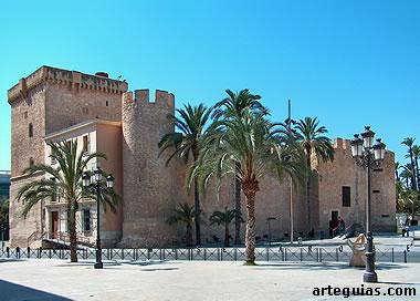 Castillo Palacio de Altamira o Alcázar de la Señoría (Elche)