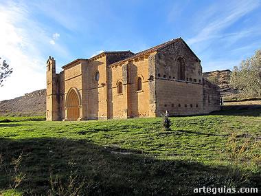 Ermita de Santa María de Sorejana de Cuzcurrita de Río Tirón