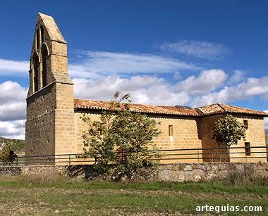 Ermita de Nuestra Señora de Legarda en Ochánduri