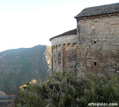 Ermita de San Román de Puebla de Castro