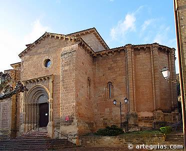 Iglesia románica de Santa Clara