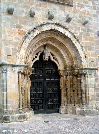 Puerta occidental
