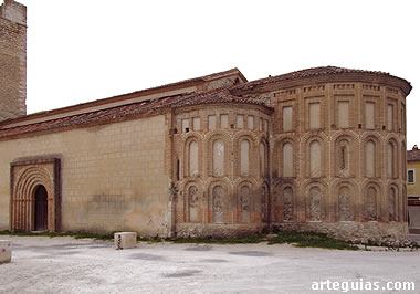 Cuellar: iglesia de San Martín
