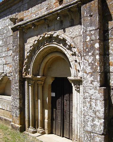 Puerta meridional
