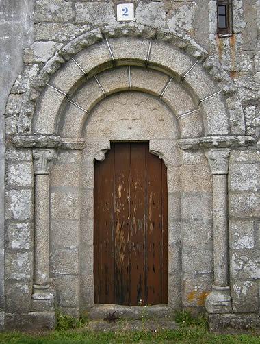 Puerta del muro sur