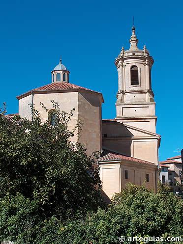 Iglesia actual del monasterio