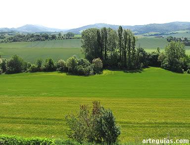 Rom nico valles alaveses arteguias - Casas en el valles occidental ...