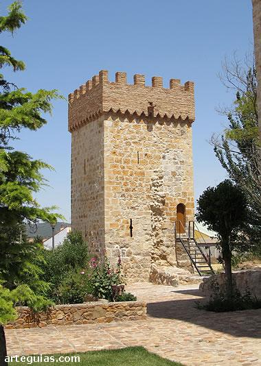 Torre defensiva de Villarreal de Huerva