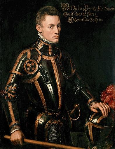 Guillermo de Orange fue uno de los líderes protestantes que más ayudaron a exagerar las consecuencias de la Inquisición Española