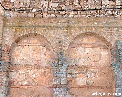 Resultado de imagen de Maderuelo. Iglesia de Santa María puerta meridional