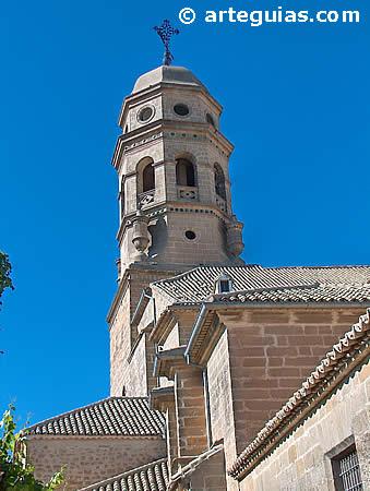 torre catedral de baeza jan