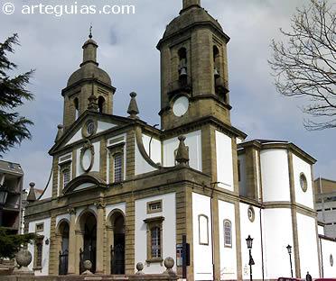 Concatedral de Ferrol, A Coruña