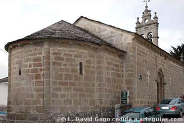 El Salvador de Sarria, Lugo