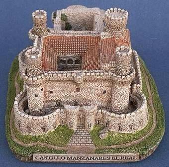 Maquetas castillos arteguias - Casa en manzanares el real ...