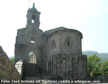 Monasterio de San Juan de Caaveiro, A Coruña