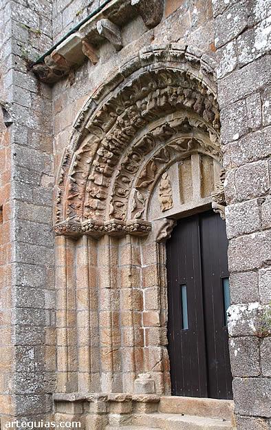 Puerta oeste en su aspecto actual