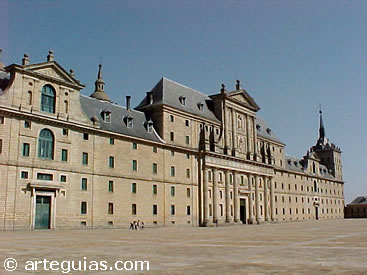 Monasterio de El Escorial. Madrid