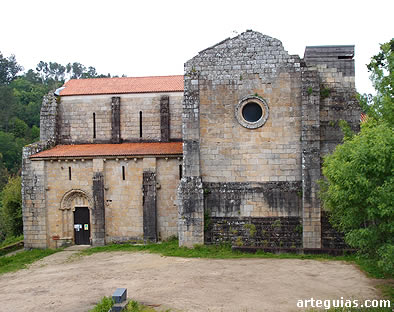 Iglesia del Monasterio de Carboeiro