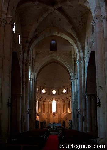 Iglesia del Monasterio de Irache, Navarra