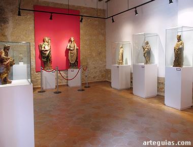 Una de las salas acondicionadas como museo