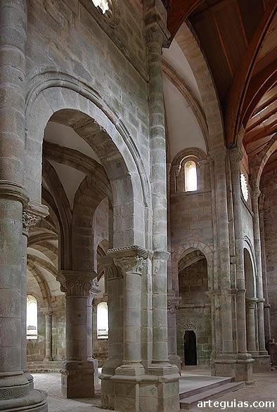 Transepto y cabecera