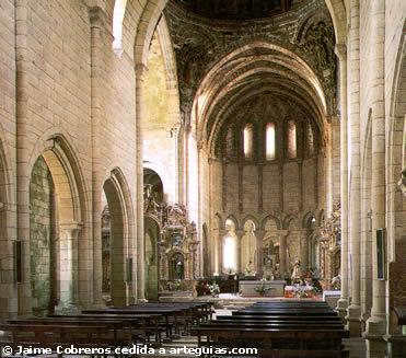 Iglesia del Monasterio de Santa María de oseira