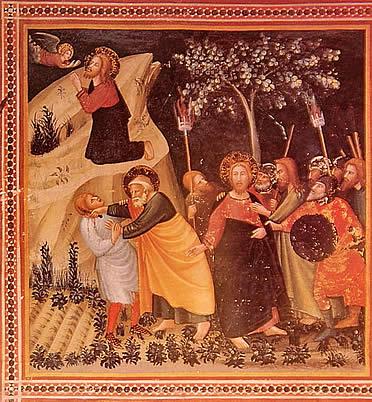 La Oración en el Huerto (Ferre Bassa)