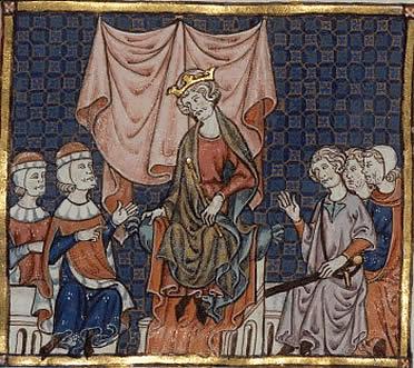 El rey Jaume II el Just