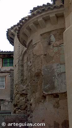 Exterior de la cabecera