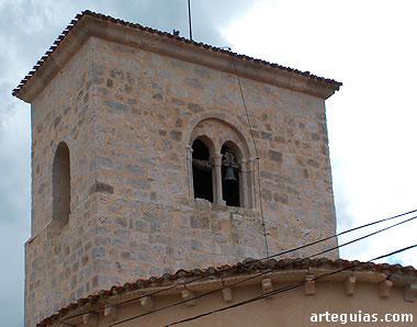 Iglesia de San Sebastián de Caleruega