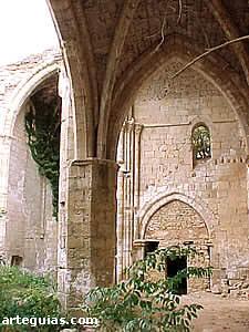Monasterio de Bonaval. Córcoles. Guadalajara