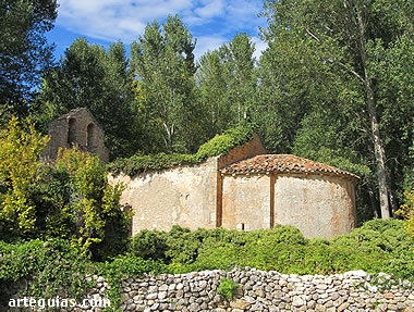 Ermita de Nuestra Señora de la Calzada de Brías