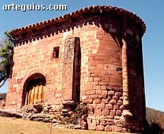 Ermita de Santa Catalina en Mansilla de la Sierra