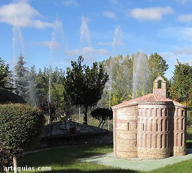 Parque tem tico del mud jar olmedo for Jardines olmedo