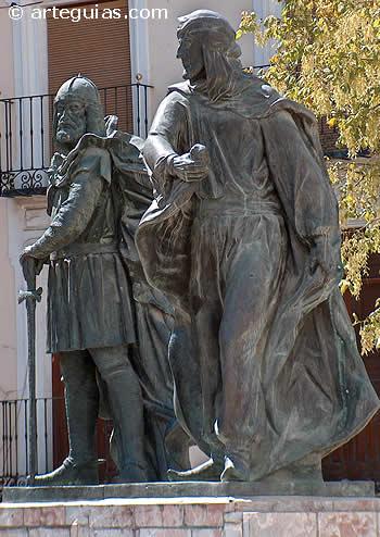 Monumentos a moros y cristianos en Caravaca de la Cruz