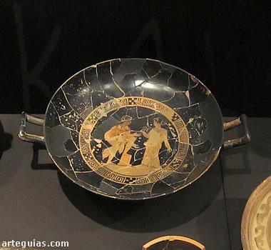 Pieza de origen griego