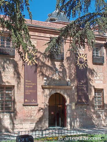 museo regional madrid: