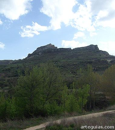 El peñón de Atienza estuvo poblado desde tiempo inmemorial