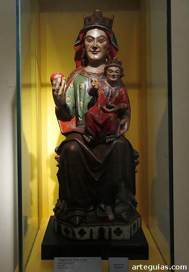 Virgen de Marcuello