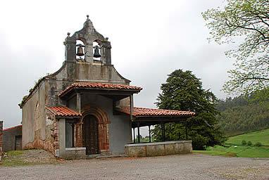 Iglesia de Santiago de Arlós