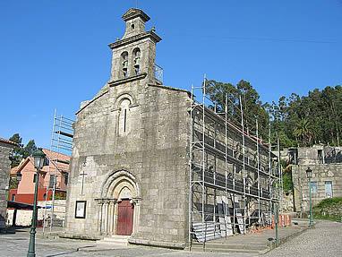 Iglesia de Santa María de Castrelos (Vigo)
