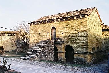 Hórreo medieval de Iratxeta