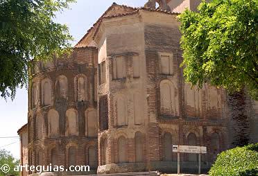 Santa María del Castillo de Madrigal