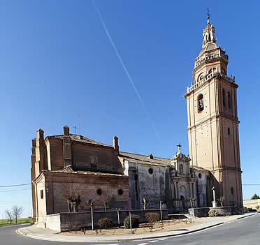 Iglesia de Matapozuelos