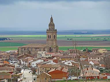 Iglesia de los Santos Juanes de Nava del Rey