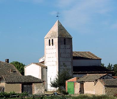 Iglesia de Pinarejos