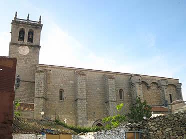 Iglesia de Robledo de Chavela