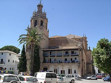 Iglesia de Santa María de Ronda