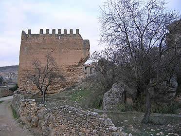 Lienzo del castillo de Socovos