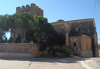 Iglesia de San Miguel de Ventosa de Pisuerga